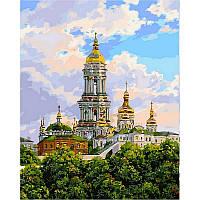 Картина по номерам в коробке Киево-Печерская Лавра VP488 40x50 см Babylon Turbo