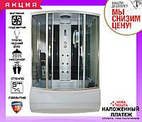 Гидромассажный бокс с глубоким поддоном 150*85 см AquaStream Classic 158 HB