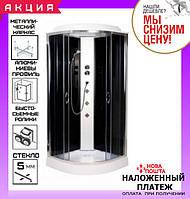 Гидромассажный бокс 90*90 см AquaStream Junior 99 LB без электроники