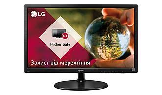"""Монитор LG 18.5"""" 19M38A-B Black"""