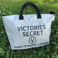 Сумка женская шоппер Victoria's Secret (виктория сикрет) реплика
