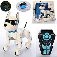 Радиоуправляемая интерактивная игрушка Собака A001