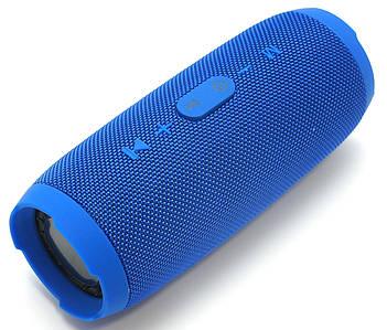 Беспроводная колонка (аналог JBL Charge 3) синий