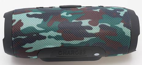 Беспроводная колонка (аналог JBL Charge 3) камуфляж, фото 2