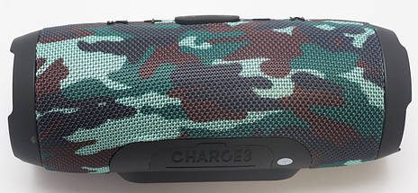 Бездротова колонка (аналог JBL Charge 3) камуфляж, фото 2