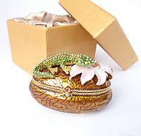 Шкатулка для ювелирных украшений VIT Salamander