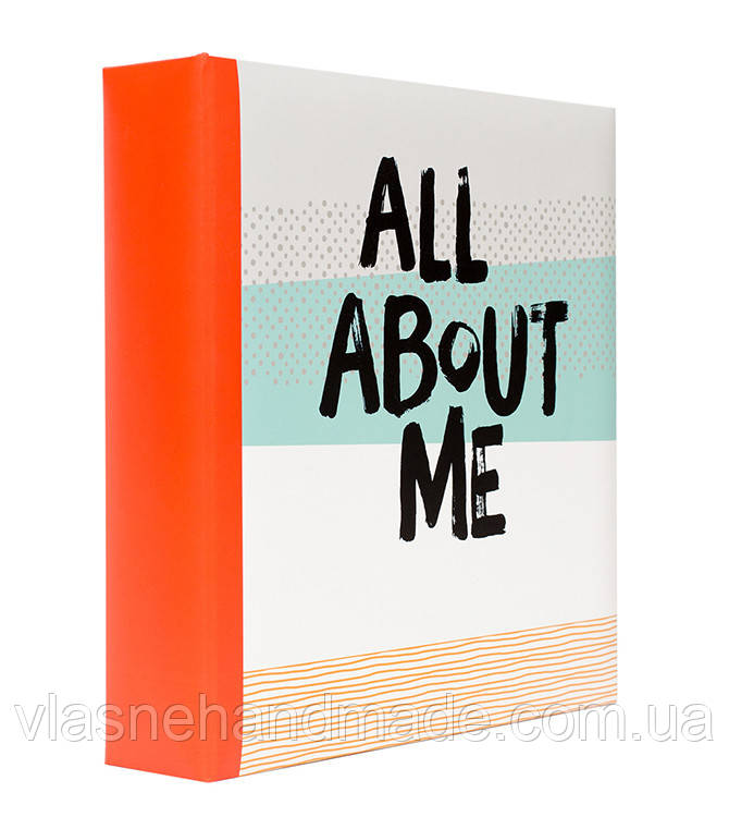 Альбом для Project Life - All About Me - 15x20