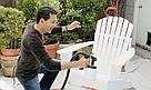 Универсальный краскопульт пульверизатор Paint Zoom Пейнт Зум бытовой пневматический распылитель краски покраск, фото 10
