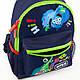Рюкзак дошкольный Kite Kids Jolliers 25х19.5х9.5 см 4 л Синий, фото 6