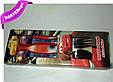 Столовый набор CARS подарочный детский пластиковый, купить оптом со склада 7км Одесса, фото 2