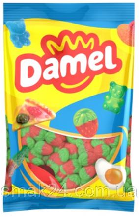 Желейные конфеты БЕЗ ГЛЮТЕНА Damel Strawberries Dream (клубничная мечта)) Испания 100г