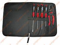 Комбинированый набор инструментов Wiha W37111 (с плоскогубцами).
