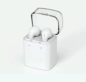 Наушники беспроводные Airpods White, фото 2