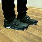 Школьные туфли на липучках, р. 33,35,36,37, фото 3
