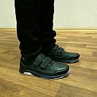 Школьные туфли на липучках, р. 33,35,36,37, фото 2