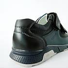 Школьные туфли на липучках, р. 33,35,36,37, фото 7