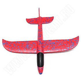 Сверх быстрый метательный самолет - планер (Красный)