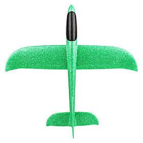 Сверх быстрый метательный самолет - планер (Зеленый)