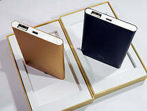 Power Bank Xiaomi Mi Slim 12000 mAh (серый), фото 2