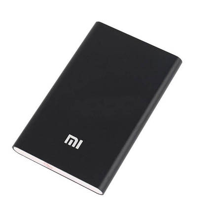 Power Bank Xiaomi Mi Slim 12000 mAh (черный), фото 2