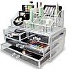 Акриловый органайзер для косметики Cosmetic Storage Box, фото 3
