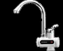Кран водонагреватель №2 с таблом электронным, фото 2