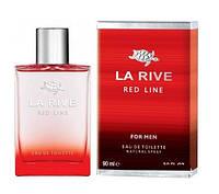 Туалетна вода для чоловіків La Rive Red Line 90 мл (5906735234152)