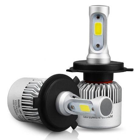 Светодиодные автомобильные лампы LED S2 H4 4Drive (комплект)