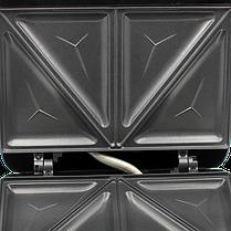 Тостер бутербродница Domotec MS 7777, фото 2
