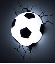 Оригинальный ночник Football Light, фото 2