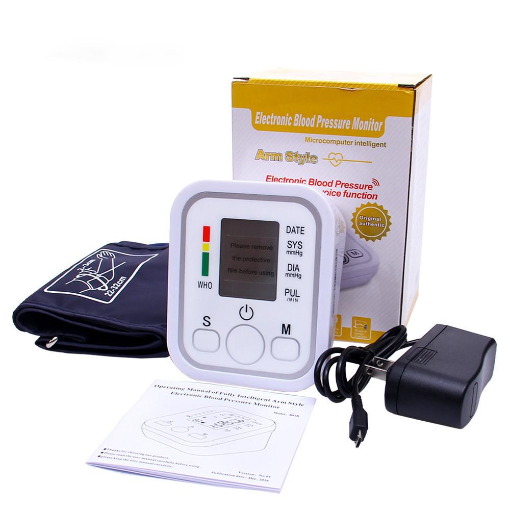 Электронный измеритель давления Еlectronic blood Arm style