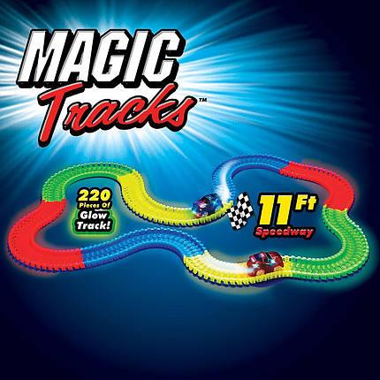 Светящаяся дорога Magic tracks 360 деталей, фото 2