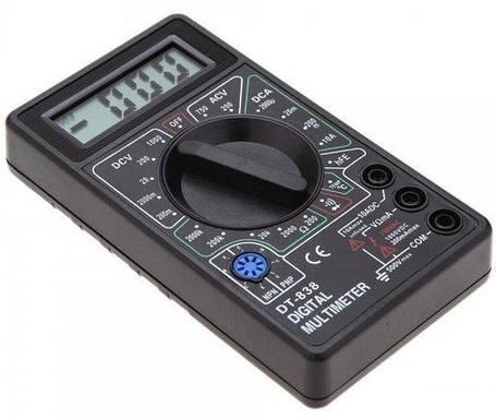 Цифровой мультиметр DT-838, фото 2