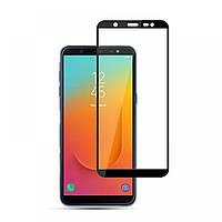 Защитное стекло Full Glue для Samsung J810/J8 (2018)