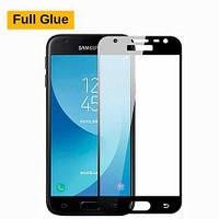 Защитное стекло Full Glue для Samsung J250/J2 (2018)