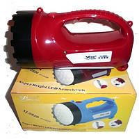 Ручной фонарь YAJIA YJ-2820TP, фото 3