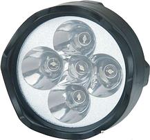 Ручной фонарь YAJIA YJ-1175 5LED, фото 3