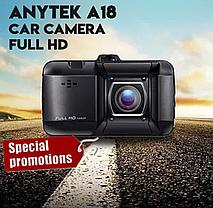 Видеорегистратор автомобильный Anytek A-18, фото 3