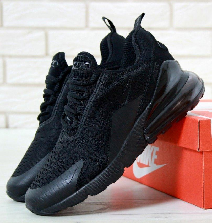 Мужские кроссовки Nike Air Max 270 Black