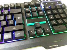 Игровая клавиатура с подсветкой KEYBOARD GK-900, фото 3
