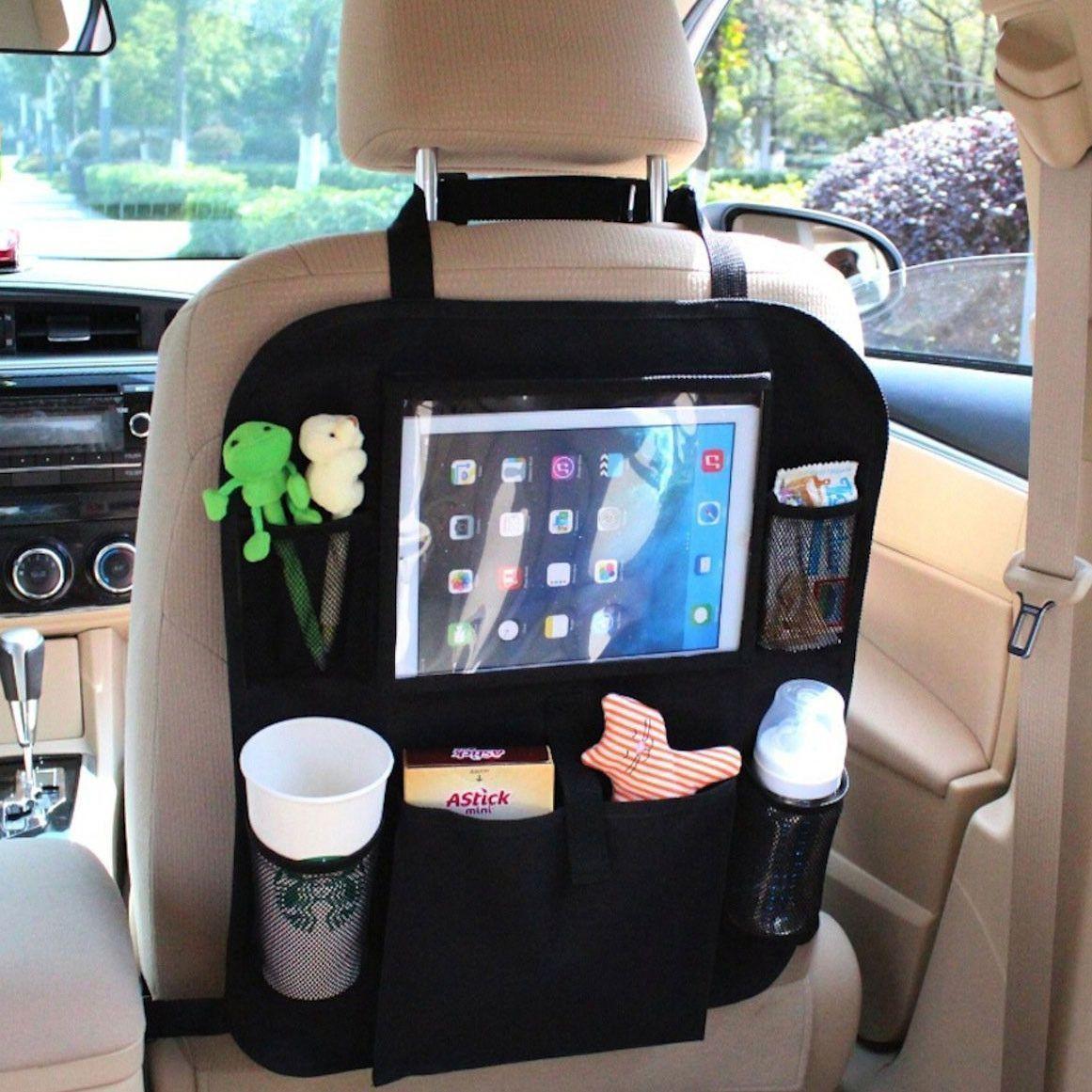 Органайзер на спинку переднего сидения Back Seat Organizer EstCar