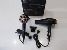 Фен для волосся Gemei GM-1769 1800W, фото 3