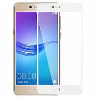 Защитное стекло Full Cover для Huawei Y3 2017