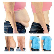 Tummy Tuck Моделирующий утягивающий пояс для похудения, фото 2