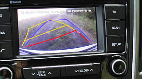 Камера заднего вида для парковки А-190  парковочная камера, фото 3