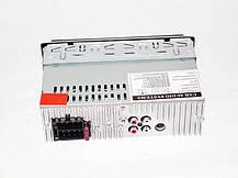 1DIN MP3-6317D RGB/Съемная| Автомобильная магнитола RGB панель + пульт управления, фото 3