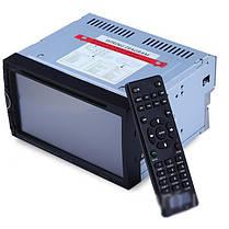 Автомобильная магнитола MP5 2DIN 1169/1269 GPS, USB+Bluetoth+Камера, фото 2