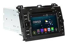 Автомобильная магнитола для Toyota Prado с GPS (Android), фото 3