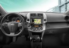Автомобильная магнитола для Toyota с GPS RAV4 2006-2012, фото 2