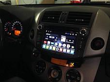 Автомобильная магнитола для Toyota с GPS RAV4 2006-2012, фото 3